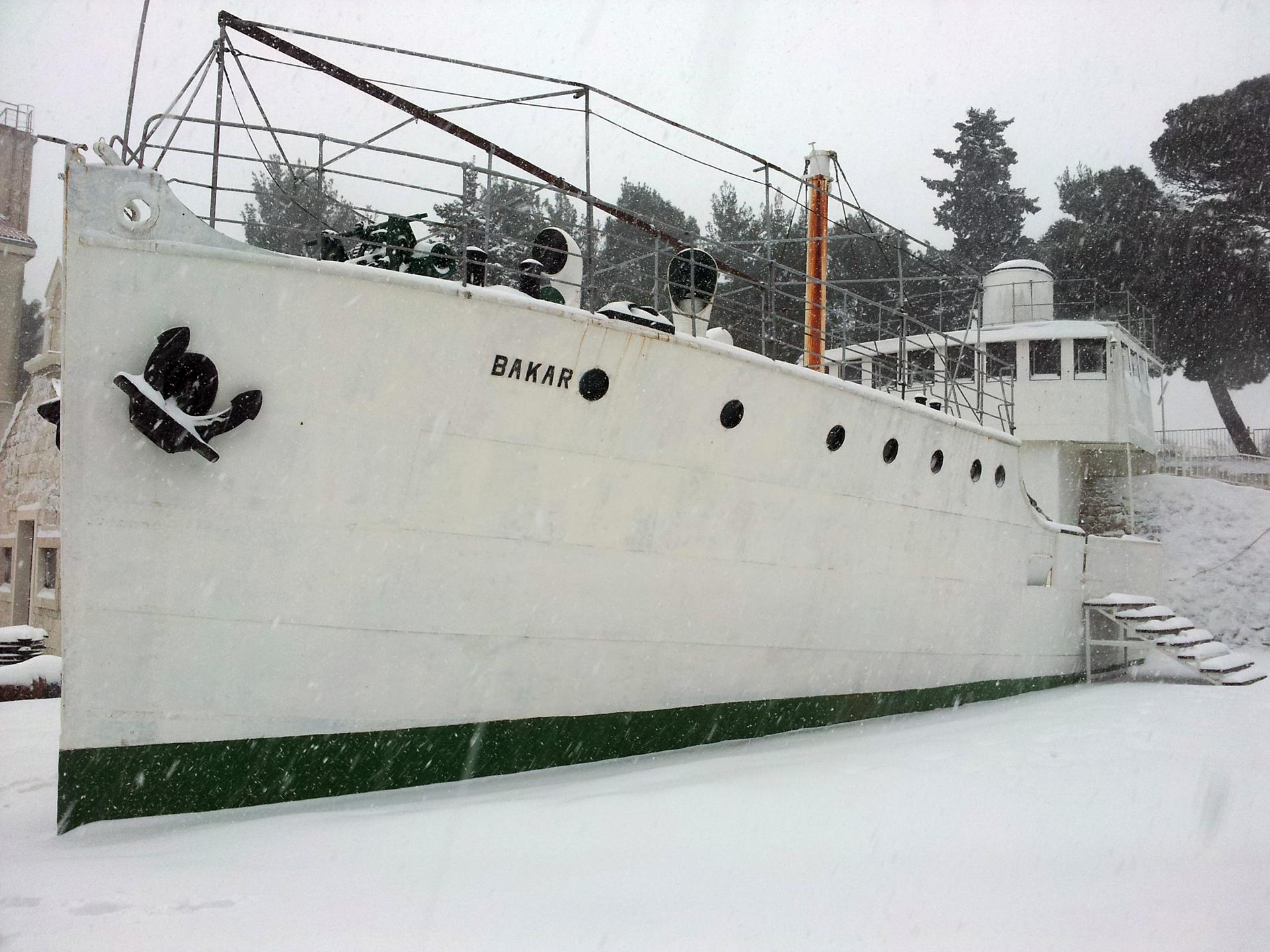 Snijeg u Splitu (Zvonimir Stamenov)