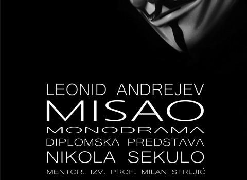 Plakat - Nikola Sekulo